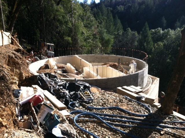 Dome Homes Foam Concrete http://precisiondesignbuilders.com/?p=403