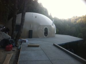Concrete Dome