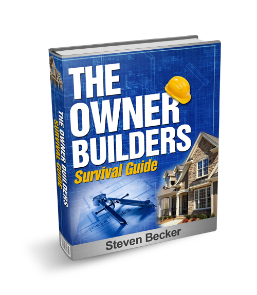 The Owner Builder Survival Guide Precision Design